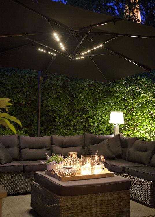 Lampy solarne - światło w ogrodzie bez elektryczności