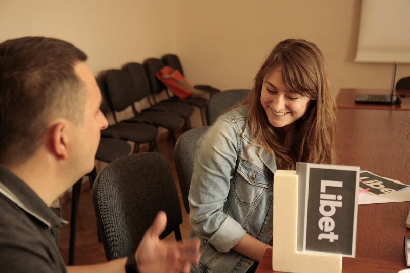 Libet stawia na design