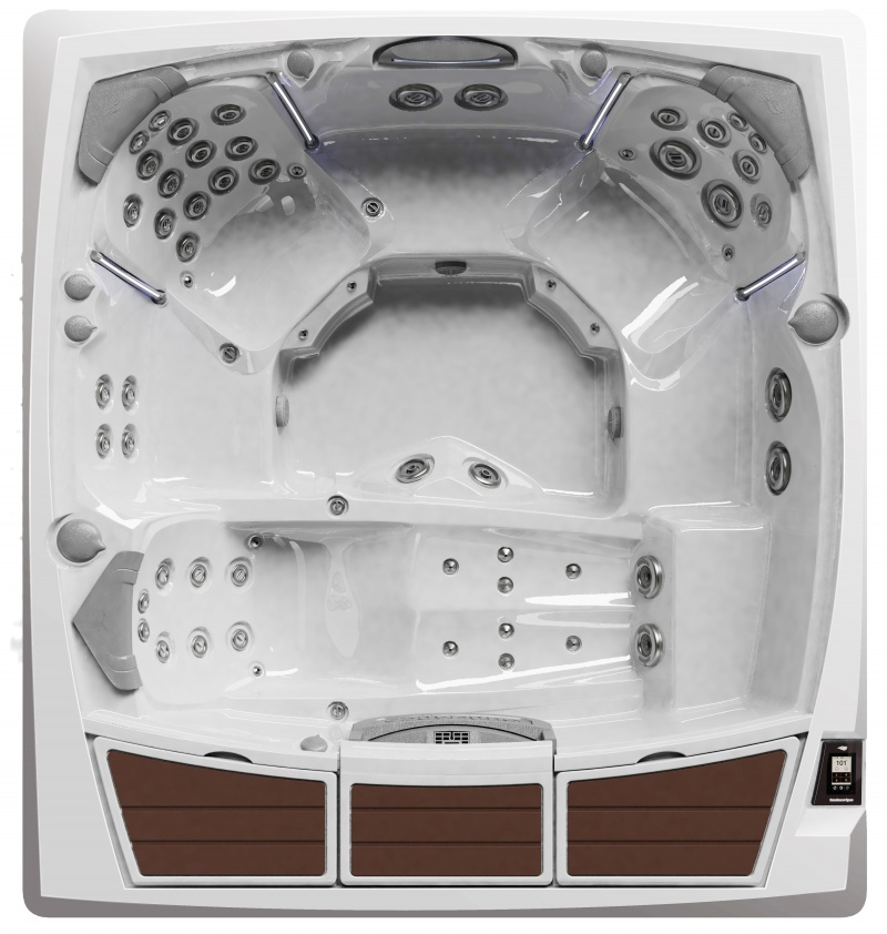 fot. Sundance Spas – model Claremont