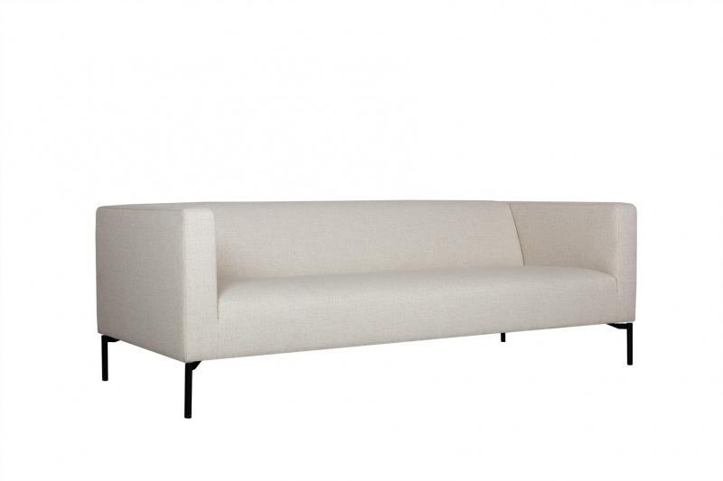 Maksymalny minimalizm – sofa Kent