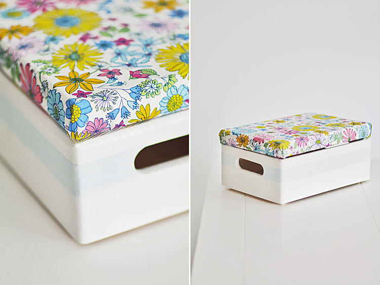 Metamorfoza pudełka
