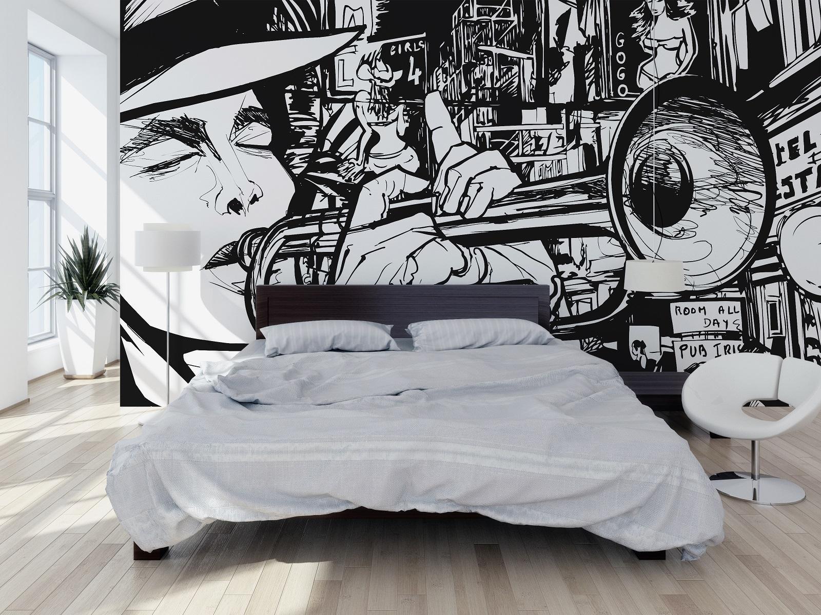 Mieszkanie jak z komiksu