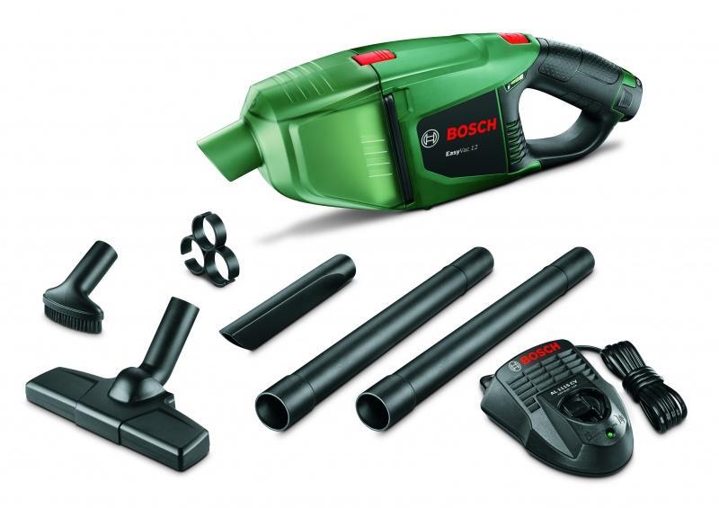 Mistrz szybkich i dokładnych porządków – akumulatorowy odkurzacz Bosch EasyVac 12