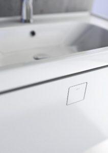 Kolekcja mebli łazienkowych NODO – uchwyt