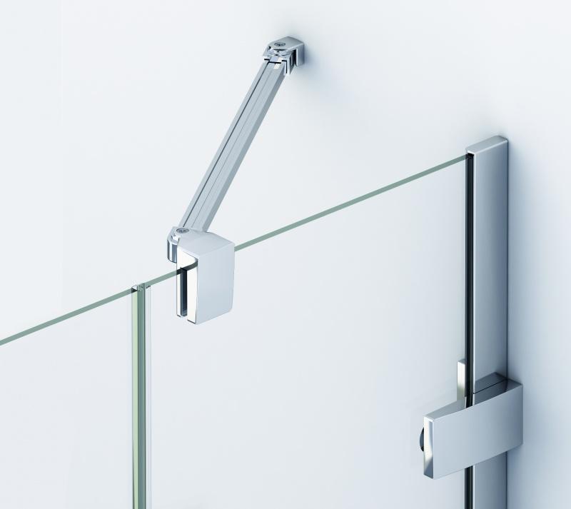 Nowoczesna i designerska – bezramowa kabina prysznicowa