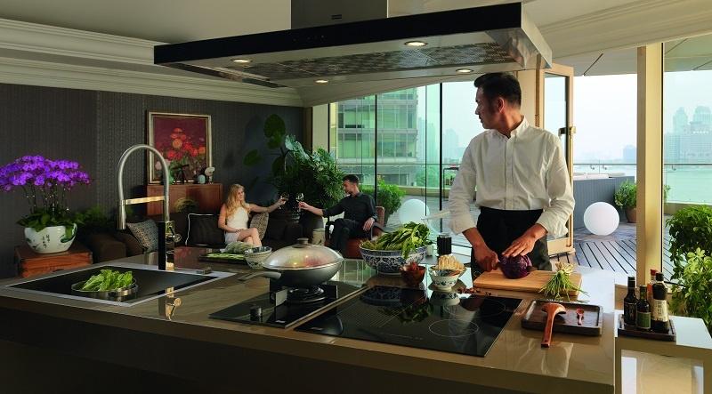 Nowoczesna kuchnia – strefa otwarta na codzienność