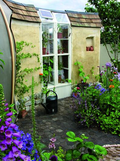 Ogród zimowy - raj dla ogrodnika