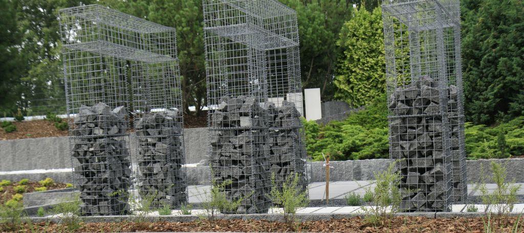 Ogrodowe murki i ścianki