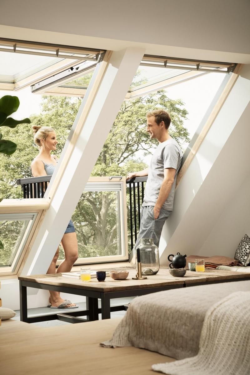 Okno drewniane – ważny element ekologicznego wnętrza