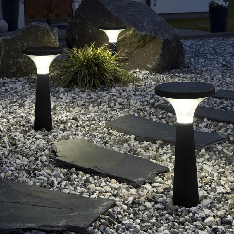 Oświetlenie solarne – oszczędność i satysfakcja