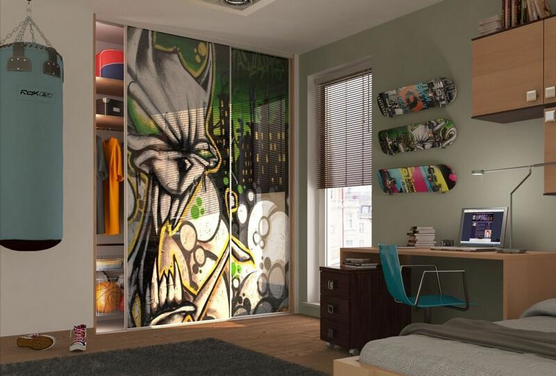 Personalizuj wnętrze – grafiki na szkle