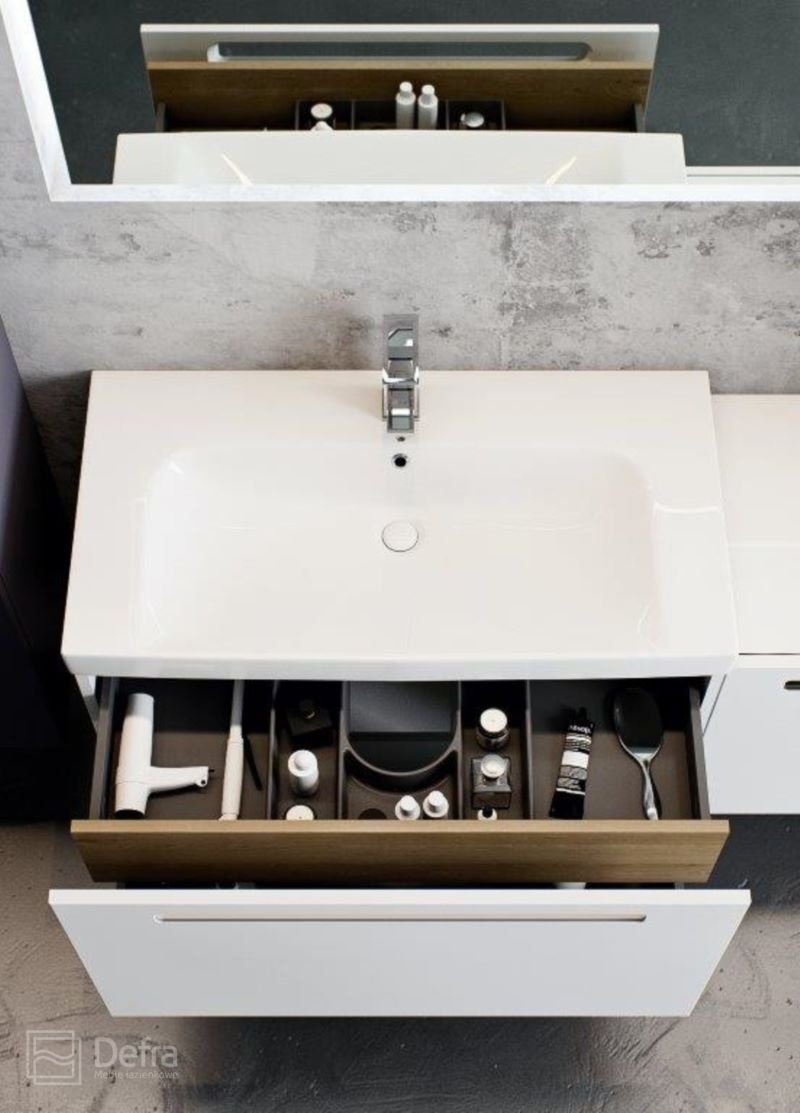 Piękne i funkcjonalne meble do każdej łazienki