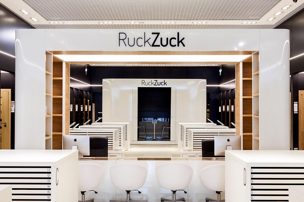 W Warszawie powstaje multimedialny salon RuckZuck