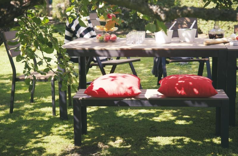 Piknik w ogrodzie. Twoje must have!