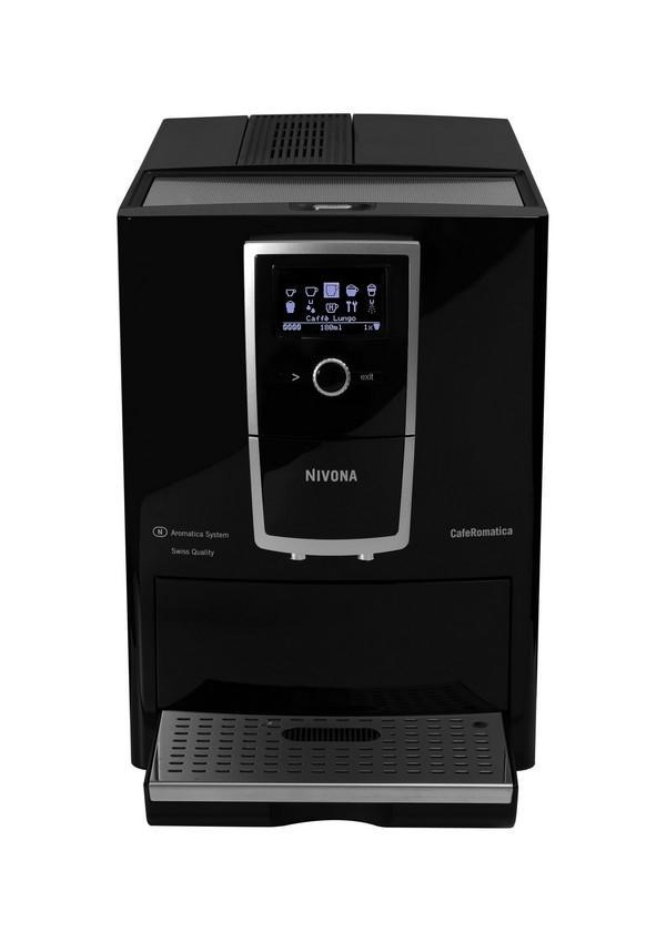 Z pasji do kawy – nowa linia ekspresów NIVONA