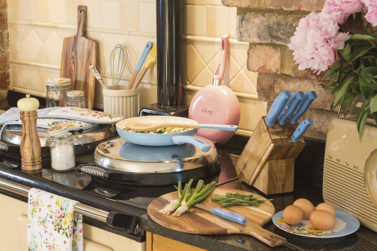 Powrót do przeszłości, czyli kuchnia w stylu retro