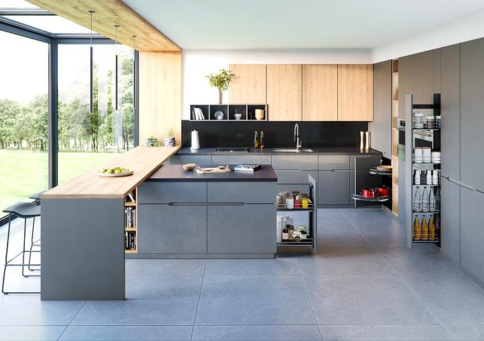 Przechowywanie w kuchni – jak to zrobić?