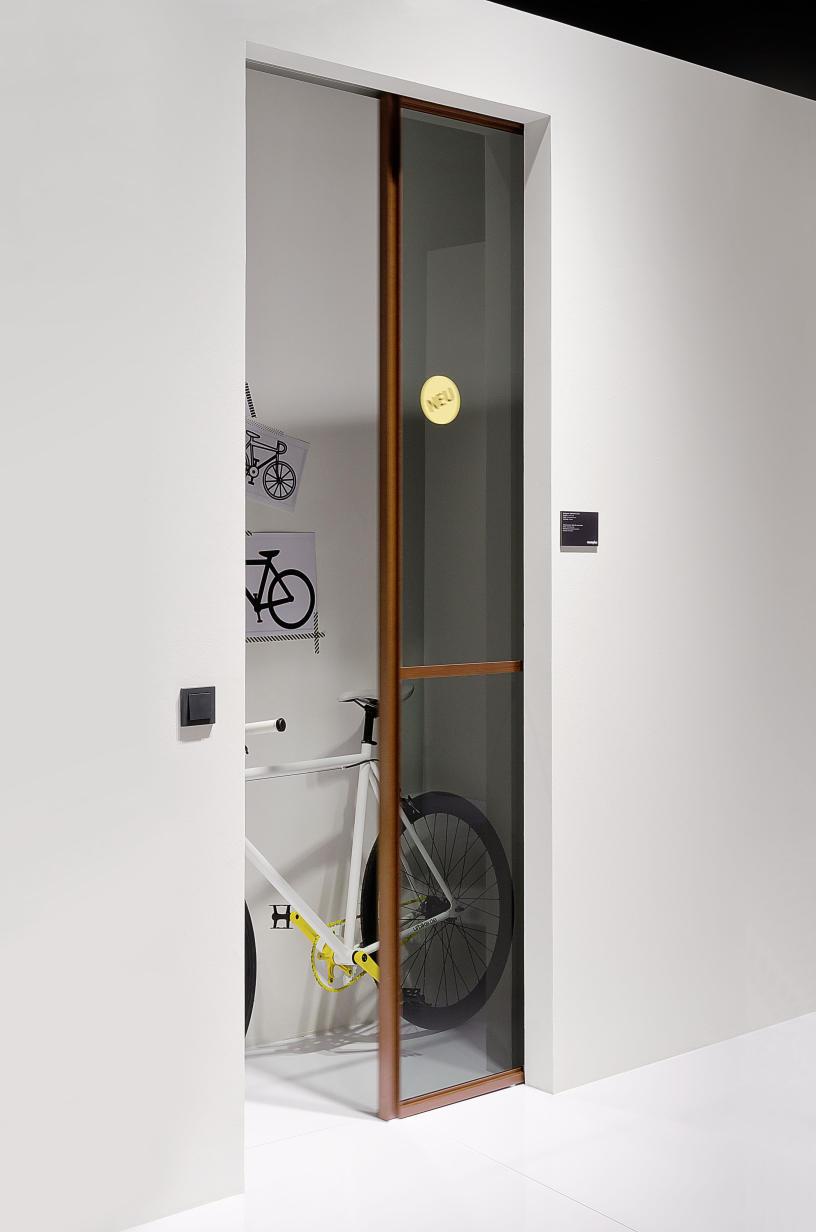 Raumplus - uniwersalne drzwi przesuwne