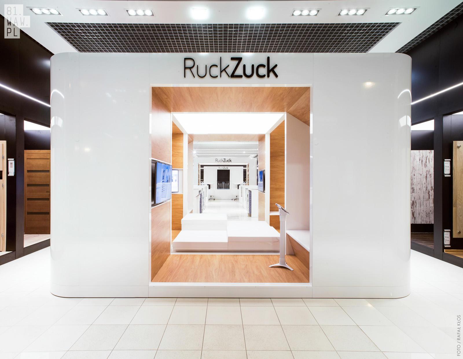 RuckZuck – pierwszy multimedialny salon podłóg i drzwi
