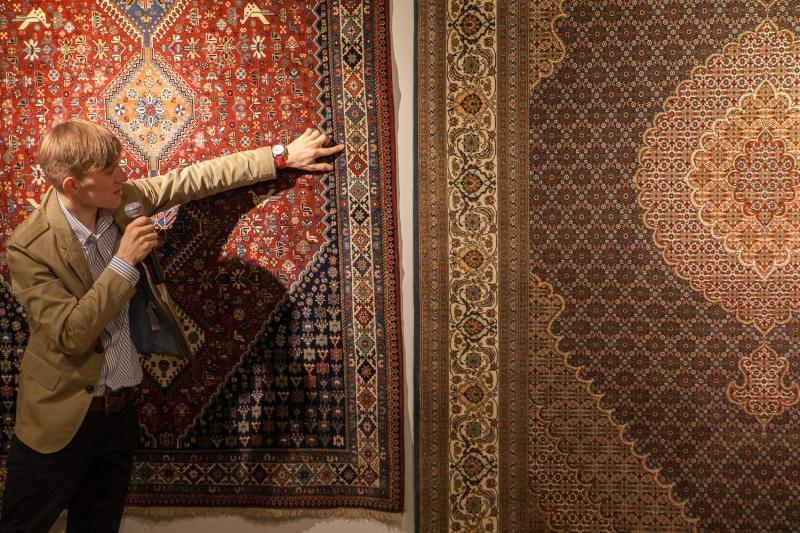 Salon z ekskluzywnymi dywanami Sarmatia Trading oficjalnie otwarty!