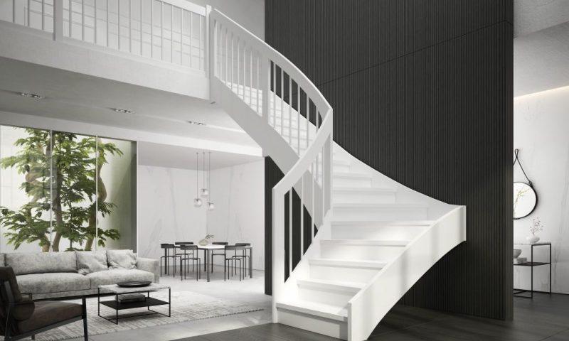 Schody na piętro