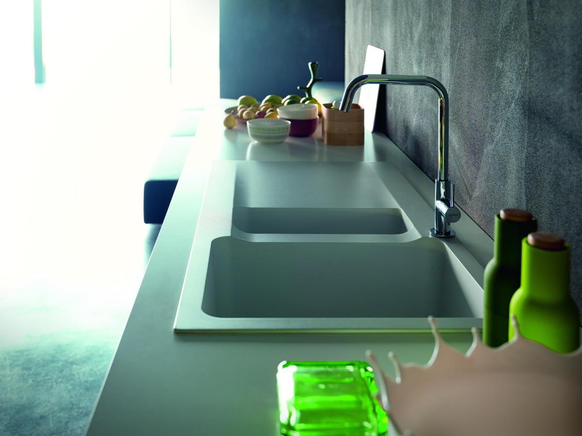 Styl, forma i kształt  - odkryj nową jakość w kuchni ze zlewozmywakiem Franke ORION