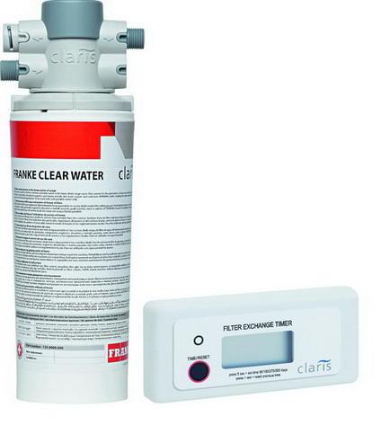 System filtrujący Franke Clear Water – komfort każdego dnia