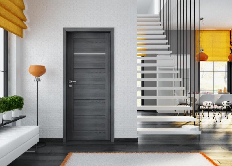 Tamparo – subtelne drzwi wewnętrzne