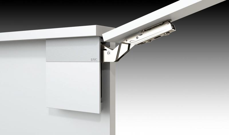 Top-Stays – nowa generacja systemów otwierania górnych szafek kuchennych