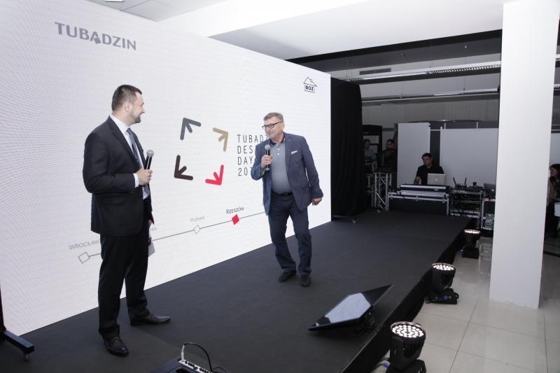 Twórcza atmosfera podczas Tubądzin Design Days 2016 w Rzeszowie