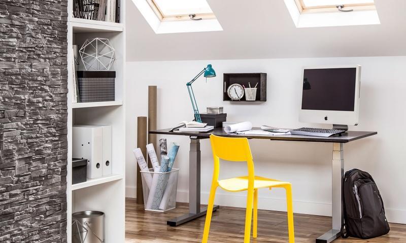 Ukryta przestrzeń biurowa