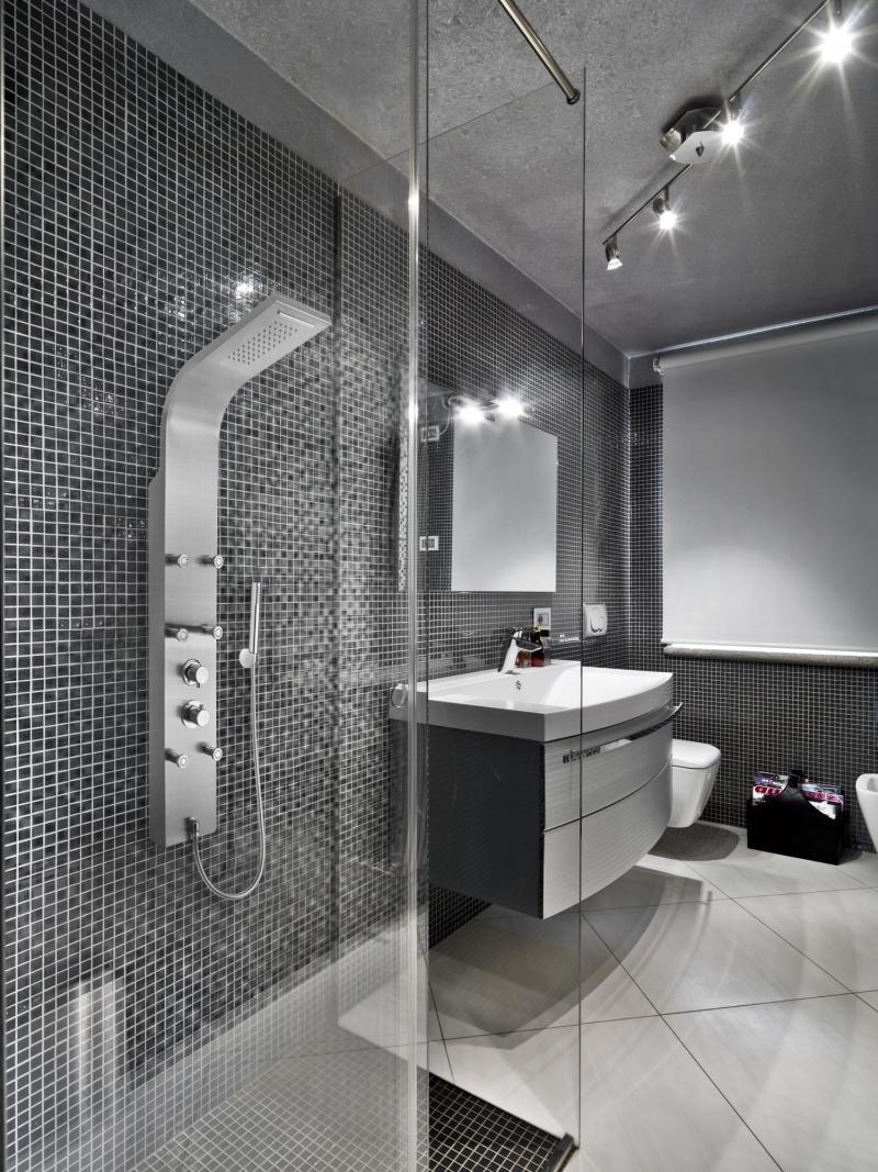 Wodospad w łazience