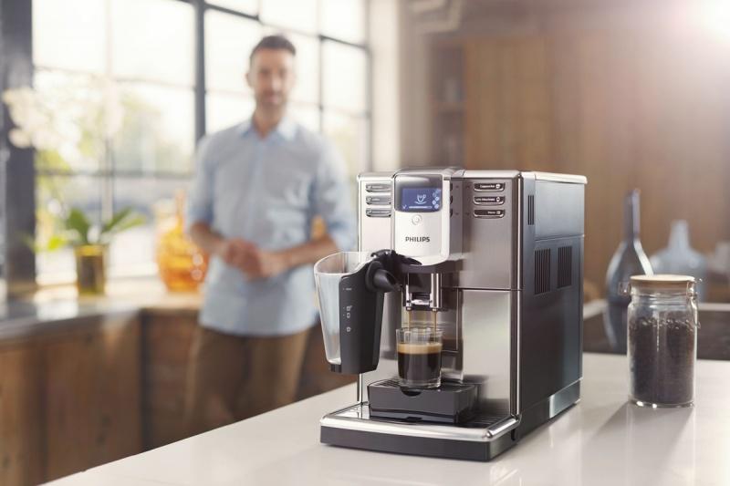 Wyśmienite kawy mleczne z Philips LatteGo