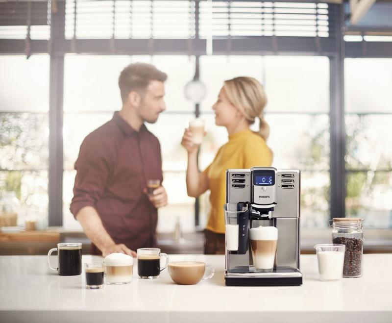 Znalezione obrazy dla zapytania philips latte go