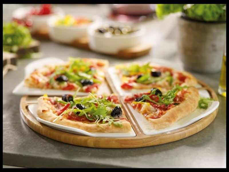 Z pasji do pizzy – Pizza Passion od Villeroy & Boch