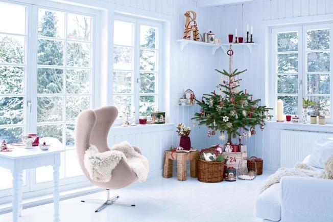 Zainspiruj się zimą! Oryginalne ozdoby Villeroy & Boch na Święta