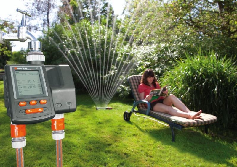Zaprojektuj swój własny system nawadniania w ogrodzie